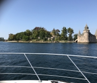 4. 3 Boldt Castle, Hearth Island