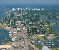 40. 02 Morehead City et Marinas