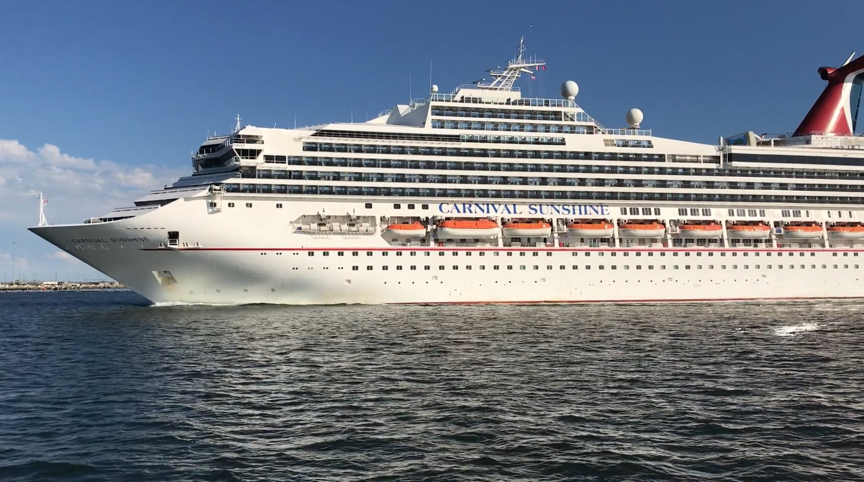 36. 7 Carnival Sunshine a Norfolk