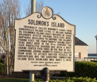 34. 7 Solomons Island description